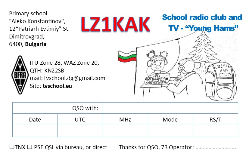 Primary Image for LZ1KAK