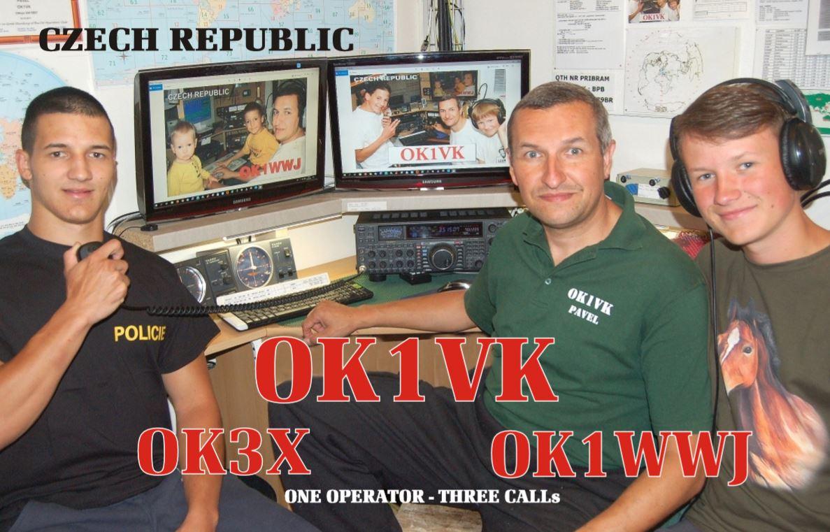 Primary Image for OK1VK