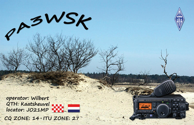 Primary Image for PA3WSK
