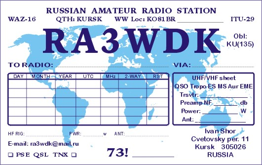 Primary Image for RA3WDK