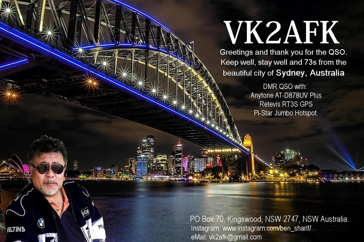 Primary Image for VK2AFK