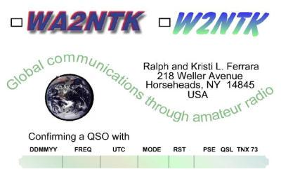 Primary Image for WA2NTK