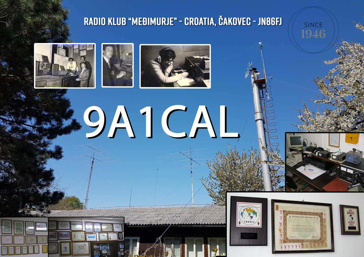Primary Image for 9A1CAL