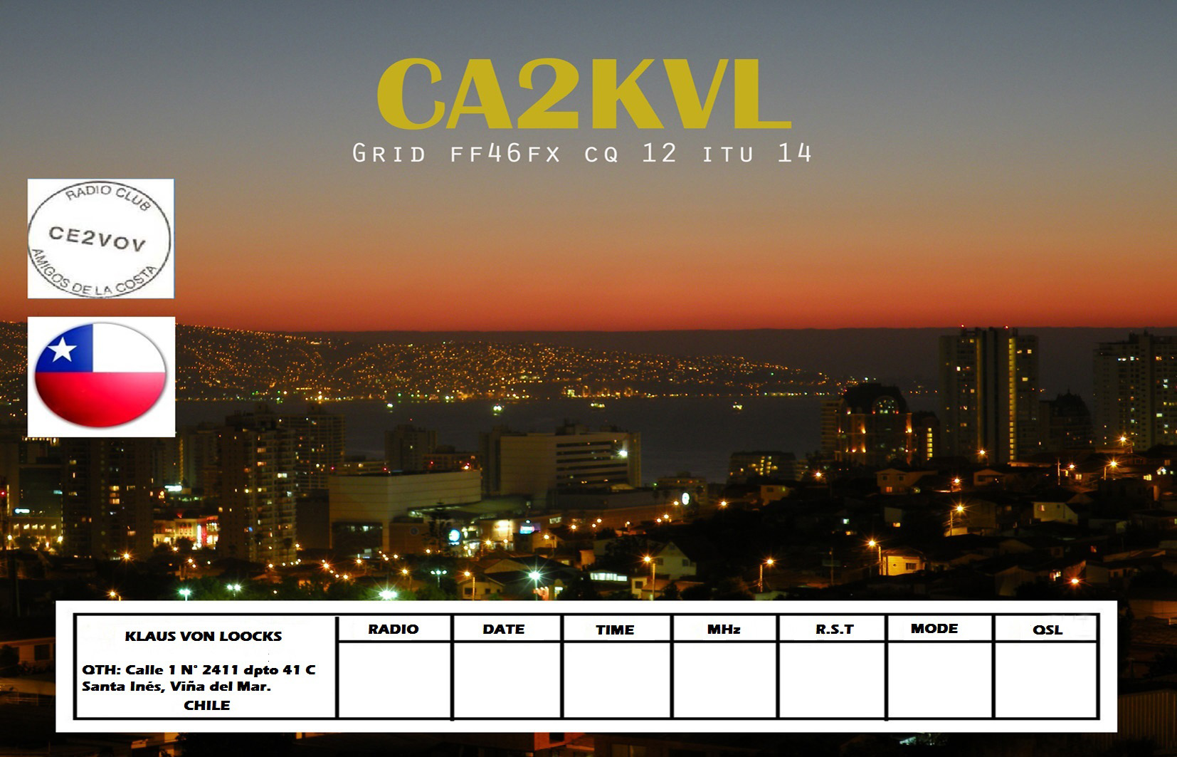 Primary Image for CE2KVL