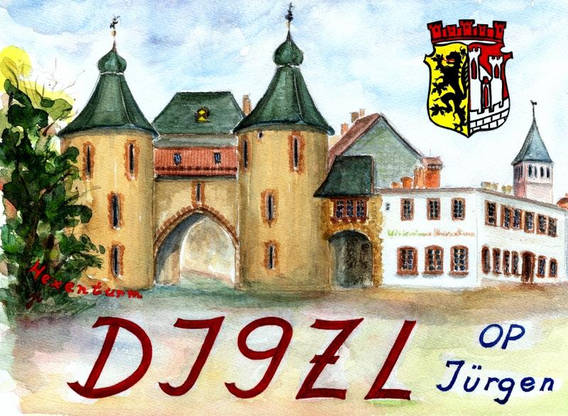 Primary Image for DJ9ZL