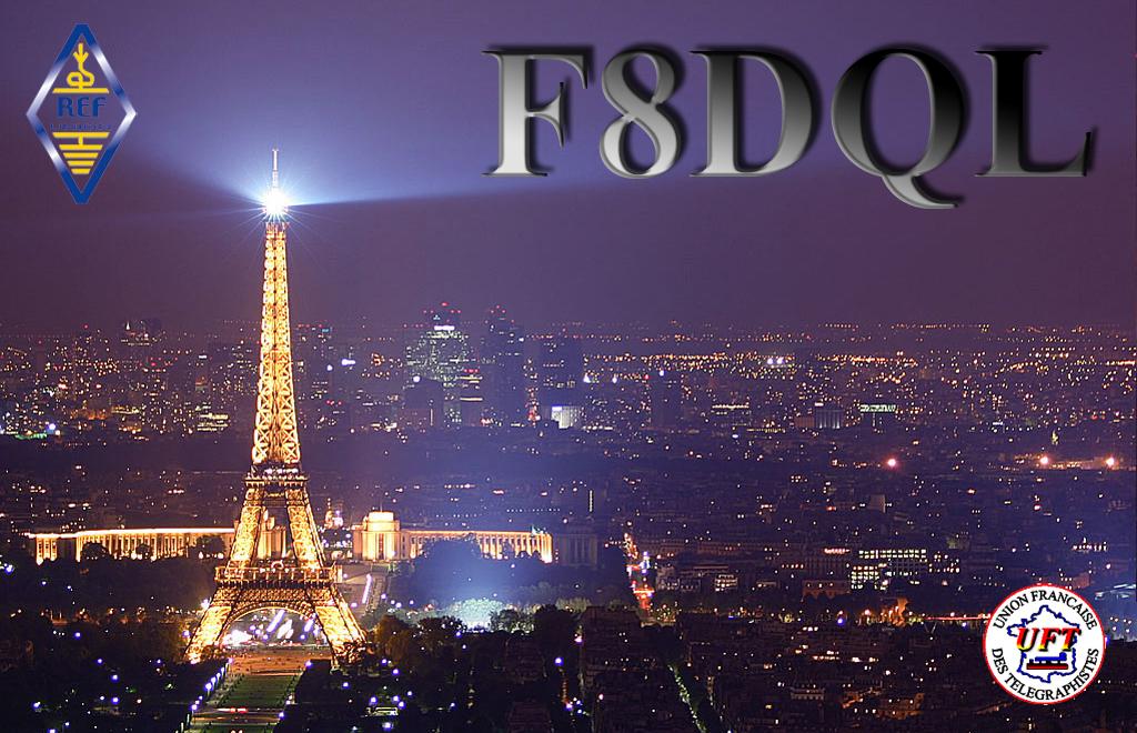 Primary Image for F8DQL