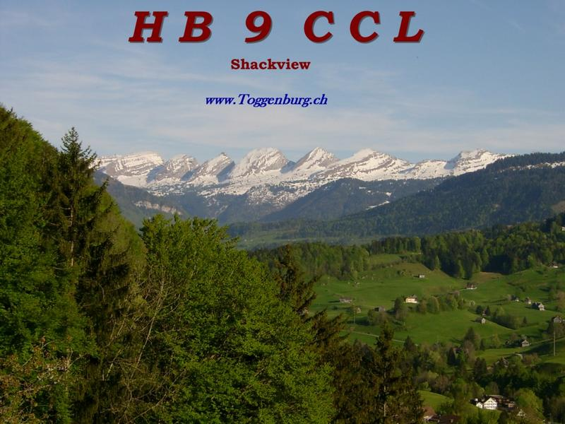 Primary Image for HB9CCL