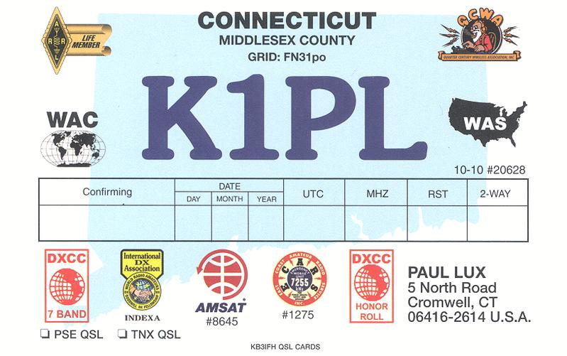 Primary Image for K1PL