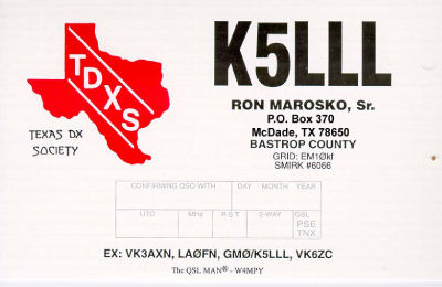 Primary Image for K5LLL