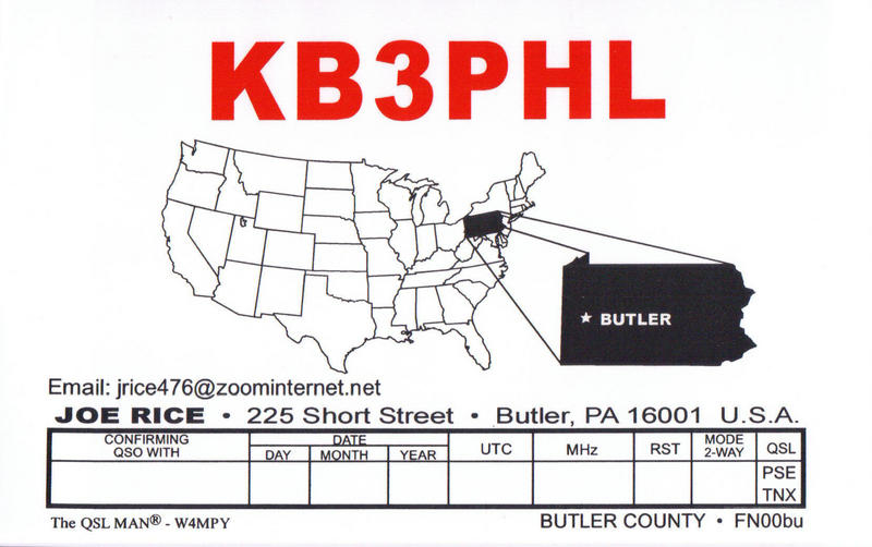 Primary Image for KB3PHL