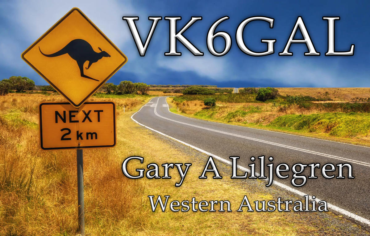 Primary Image for VK6GAL