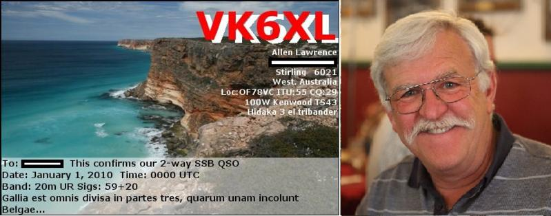 Primary Image for VK6XL