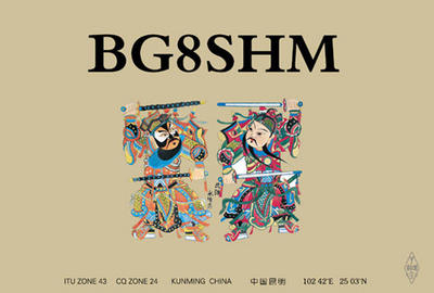 Primary Image for BG8SHM