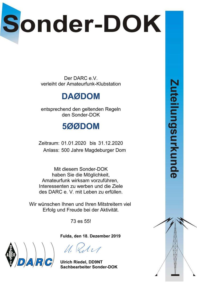 Primary Image for DA0DOM