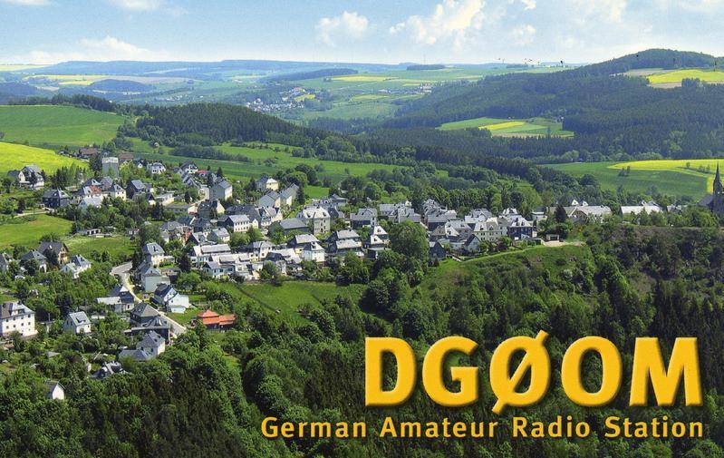 Primary Image for DG0OM