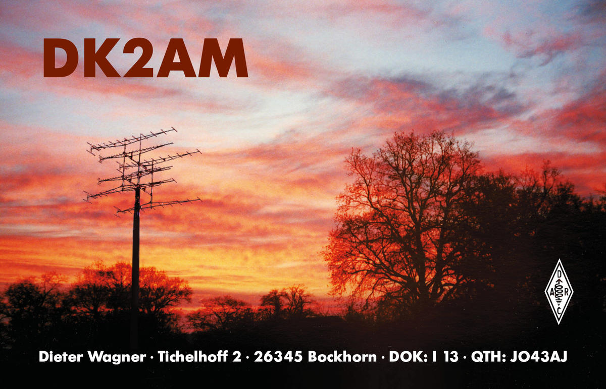 Primary Image for DK2AM