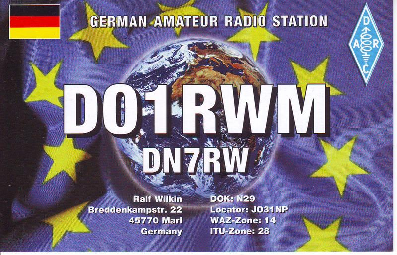 Primary Image for DO1RWM