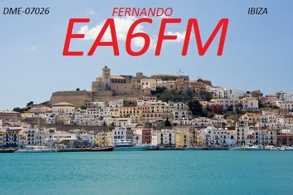 Primary Image for EA6FM