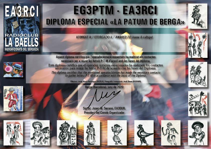 Primary Image for EG3PTM