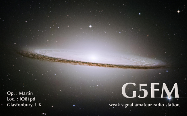 Primary Image for G5FM