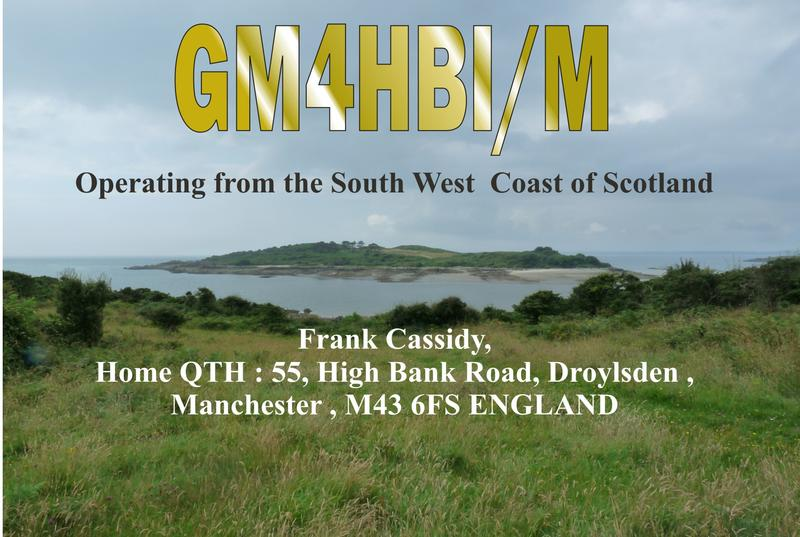 Primary Image for GM4HBI/M