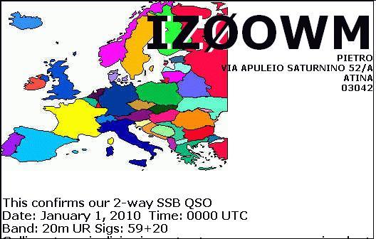 Primary Image for IZ0OWM