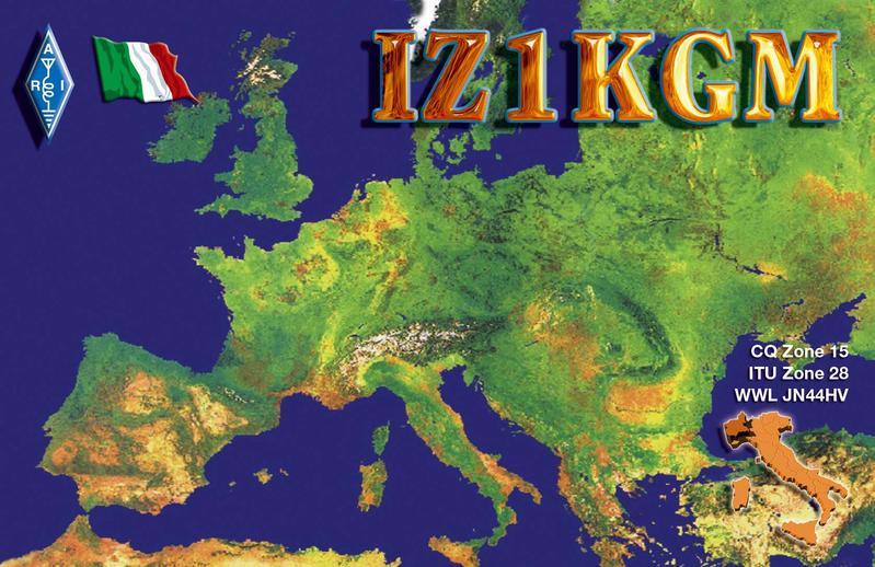 Primary Image for IZ1KGM
