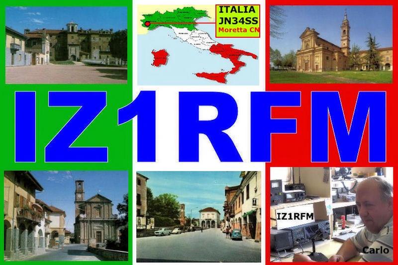 Primary Image for IZ1RFM
