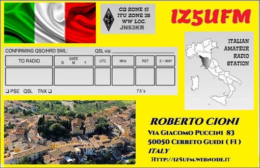 Primary Image for IZ5UFM