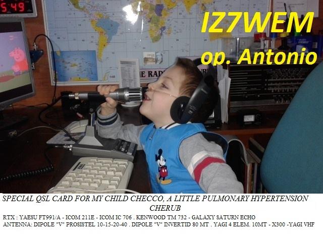 Primary Image for IZ7WEM