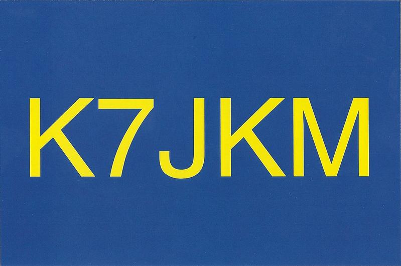Primary Image for K7JKM