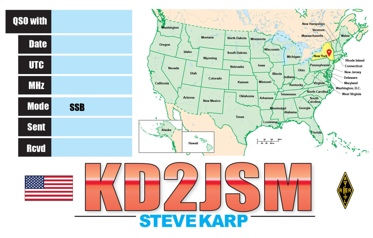 Primary Image for KD2JSM