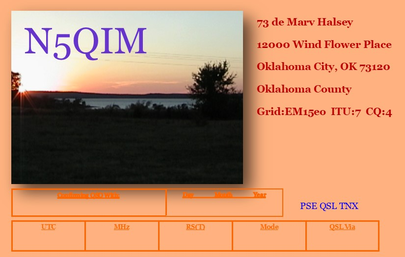 Primary Image for N5QIM
