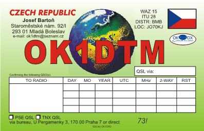 Primary Image for OK1DTM