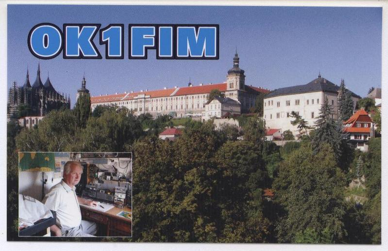 Primary Image for OK1FIM