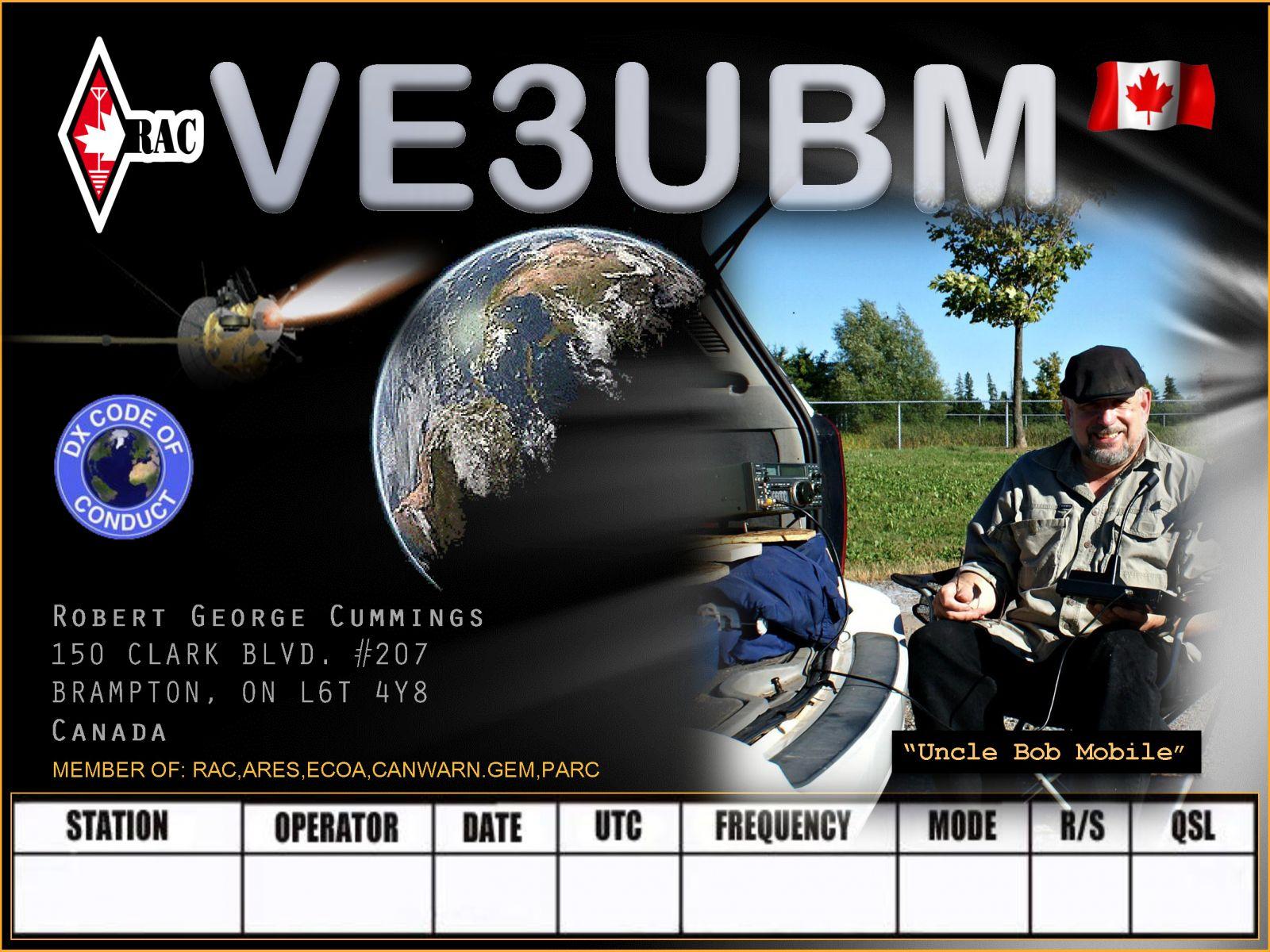 Primary Image for VE3UBM