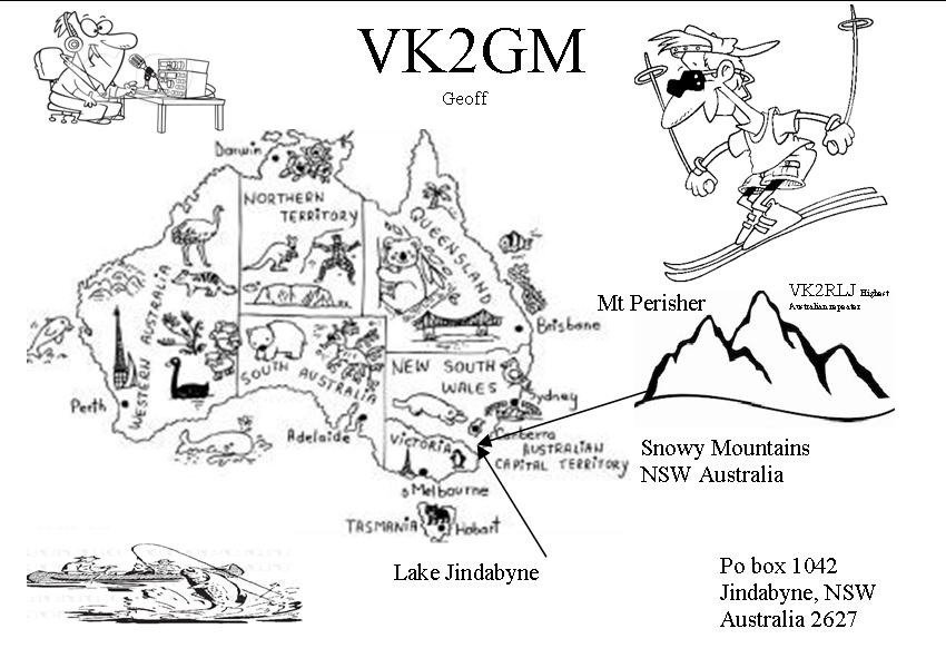 Primary Image for VK2GM
