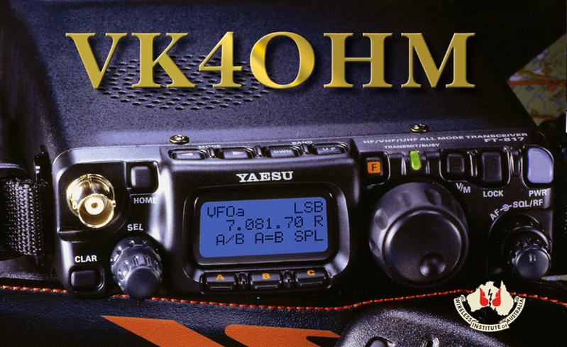 Primary Image for VK4OHM