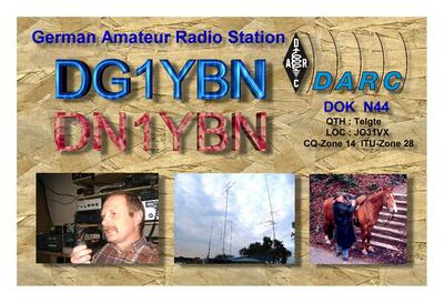 Primary Image for DG1YBN