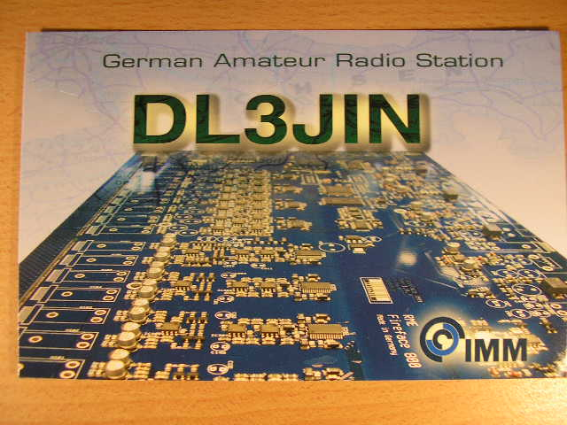 Primary Image for DL3JIN