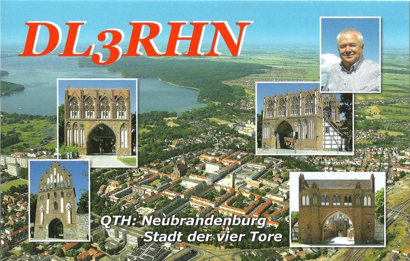 Primary Image for DL3RHN