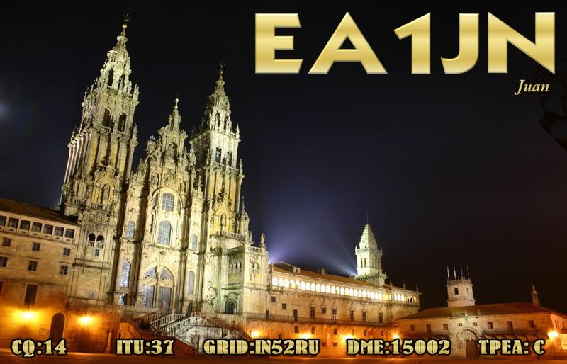 Primary Image for EA1JN