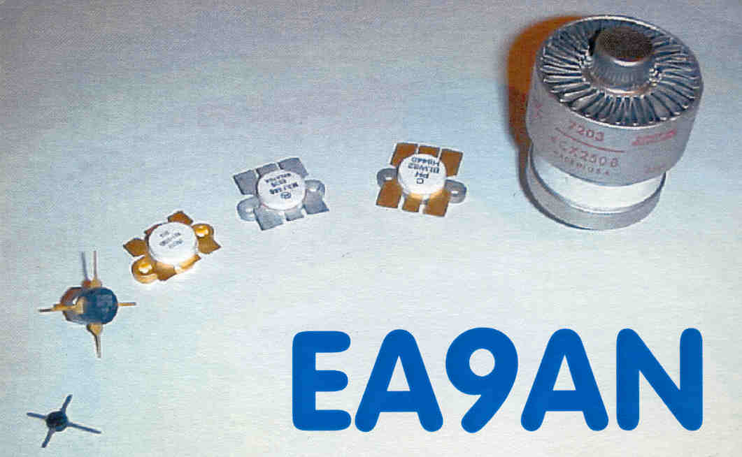 Primary Image for EA9AN