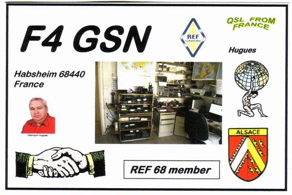 Primary Image for F4GSN