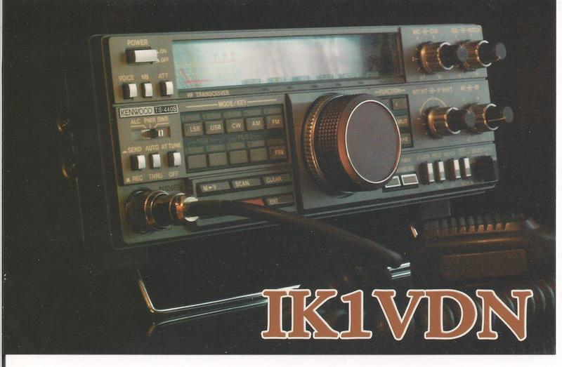 Primary Image for IK1VDN