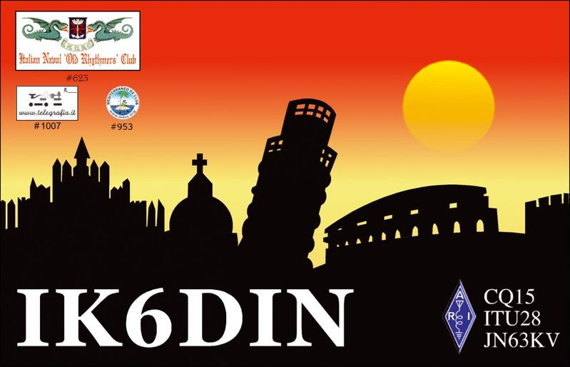 Primary Image for IK6DIN