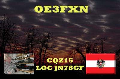 Primary Image for OE3FXN