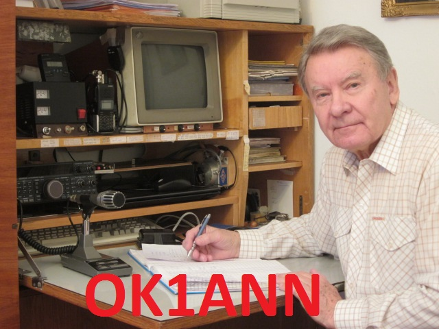 Primary Image for OK1ANN