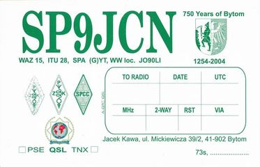 Primary Image for SP9JCN