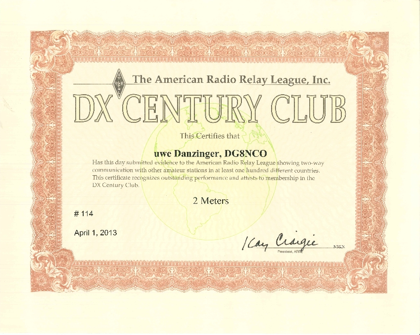 Primary Image for DG8NCO